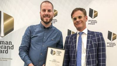 eobiont wins German Brand Award 2018