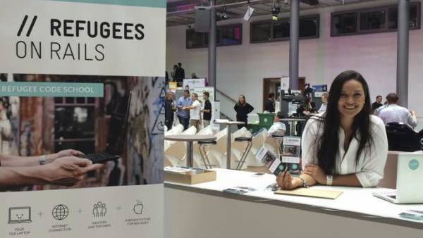 eobiont Supports Refugees on Rails