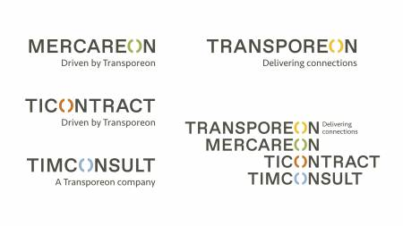 An award-winning, new brand identity and brand architecture for a leading transport logistics tech company - 1.2