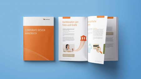 A visual identity to promote card payment services in Germany. - Slide