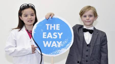 The Easy Way Campaign. - Slide