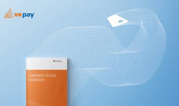 A visual identity to promote card payment services in Germany.