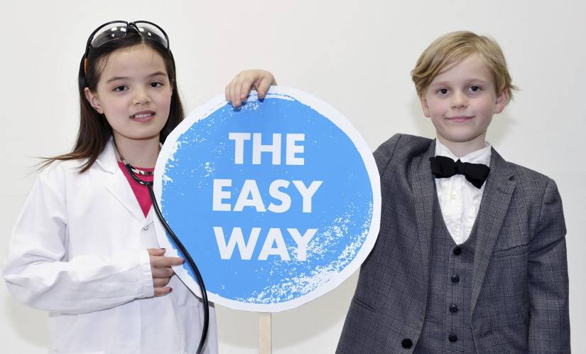 The Easy Way Campaign.